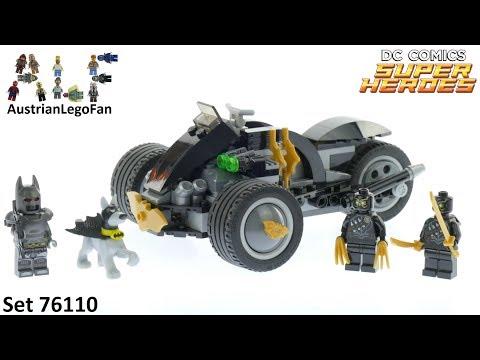 Vidéo LEGO DC Comics 76110 : Batman et l'attaque des hiboux