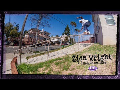 Image for video Zion Wright : A REAL Short Part