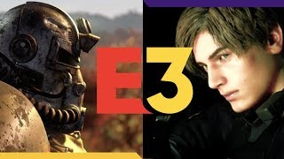 Top 10 - BIGGEST E3 2018 announcements