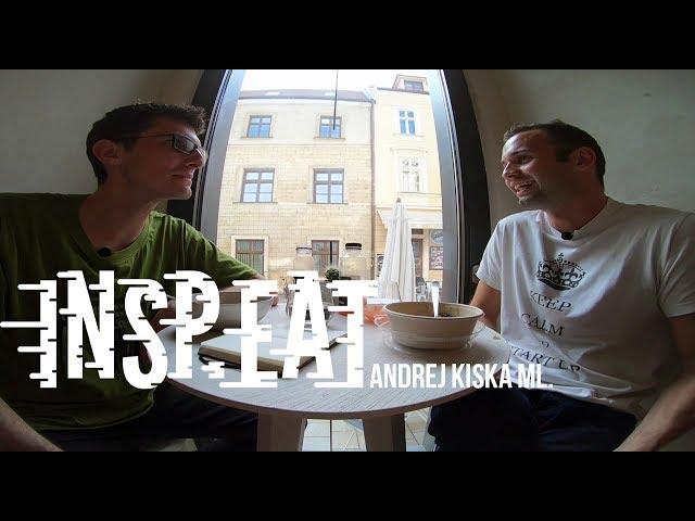 INSP.EAT w/ Andrej Kiska ml.: Čím menej pokory máš, tým tvrdšie narazíš.