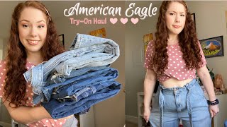 Will It Fit? || American Eagle Jean Haul || Size 10