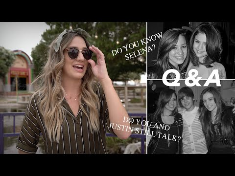 ONE TIME MUSIC VIDEO // JUSTIN BIEBER'S SWEET 16 | Q+A