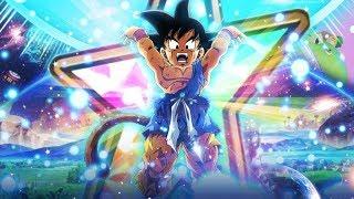A GOAT F2P UNIT! 100% RAINBOW STAR GT SPIRIT BOMB GOKU SHOWCASE! (DBZ: Dokkan Battle)