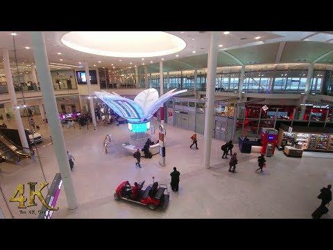 Toronto: Plane transfer and tour of Pearson...