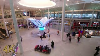 Toronto: Plane transfer and tour of Pearson International Airport - YYZ