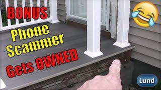 Deck And Railings Rebuild Upgrade Home Improvement