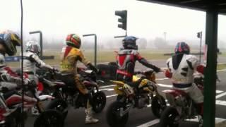 preview picture of video '13° Trofeo Motorsannio Supermotard   Pit Bike 2012 limatola BN 1'