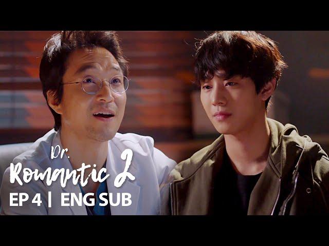 Is Ahn Hyo Seop Laughing at Han Seok Kyu? It's a Bit Cringy [Dr. Romantic 2 Ep 4]