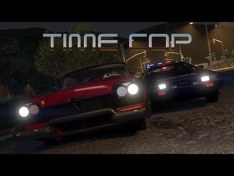 Time Cop: In Pursuit of Christine   Short GTA V Movie