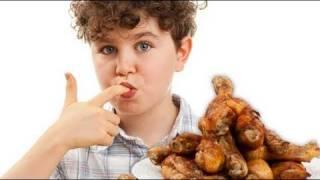 Qué hacer con los niños comilones