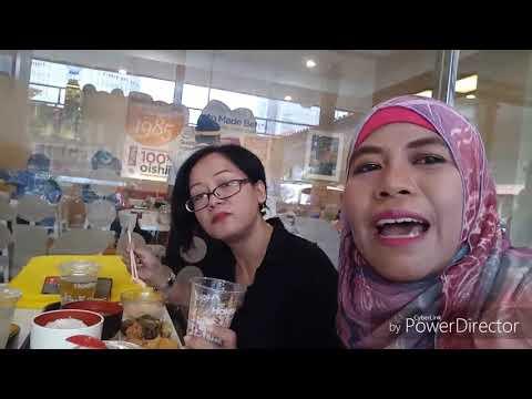 Salad Di Hoka Hoka Bento | Makanan Sehat Hokben