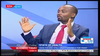 Business Today: Healthcare still not affordable for many - 3rd April,2017