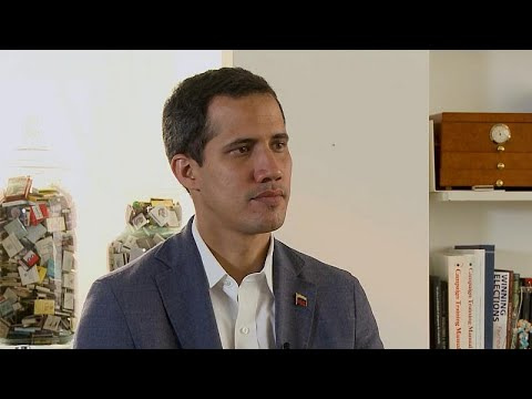 Χουάν Γκουαϊδό: «Στη Βενεζουέλα ζούμε ήδη λουτρό αίματος και εμφύλιο πόλεμο»…