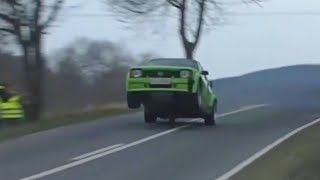 Rally JUMP Compilation -BEST OF/CRAZY MOMENTS- Part 1   Pure Engine Sound