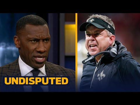 Bad look for Sean Payton to taunt the Atlanta Falcons during Week 14? | UNDISPUTED