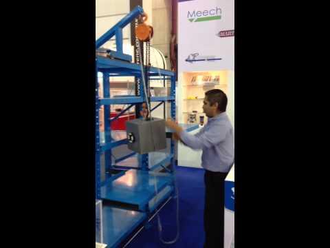 Estante para almacenamiento de Moldes Modelo SPRD2-4H1