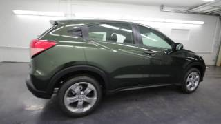 2017 Honda HR-V LX   Misty Green Pearl   HM704665   Seattle   Burien   Renton