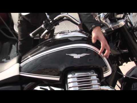2013 Moto Guzzi California 1400 Touring Review