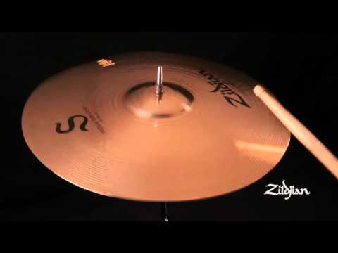"ZILDJIAN 16"" S Medium Thin Crash Činel crash"