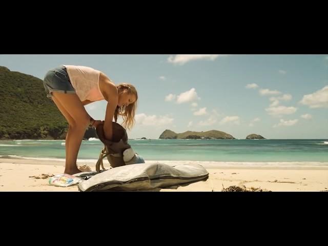 The best surfing scene - The shallow