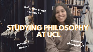 My Honest Review of Studying Philosophy at UCL