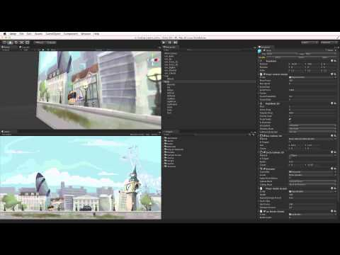 Sorting Layers - Unity