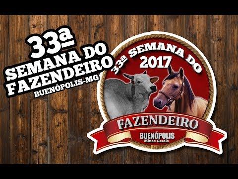 Chamada Festa do Fazendeiro de Buenópolis - MG