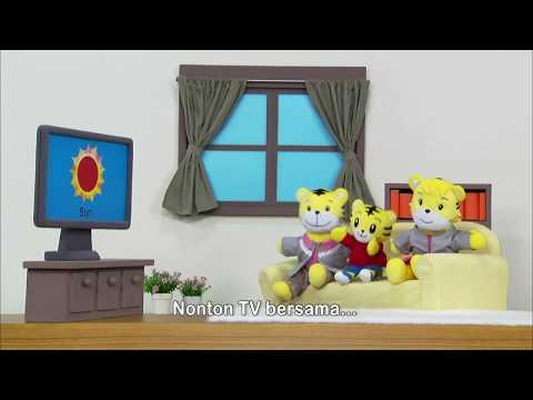 Jarak Aman Menonton TV