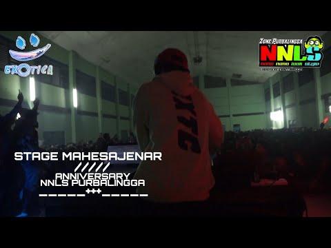 Malam Puncak Anniversary NNLS Zona Purbalingga [stage mahesajenar] Sendri Ate Ft Exotica Music