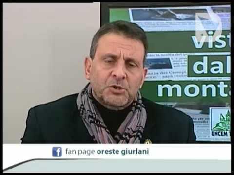 VISTE DALLA MONTAGNA - L'opinione di Oreste Giurlani.