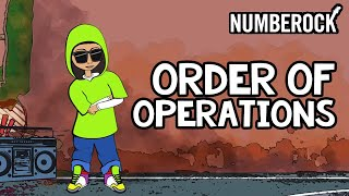 Order Of Operations Song | PEMDAS Rap For 5th Grade And Up