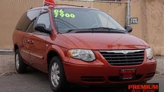 preview picture of video '2006 Chrysler Town & Country Stow n Go Walter P Chrysler Signature Series'