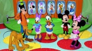 Клуб Микки Мауса - Сезон 1 серия 4 - Гонки на воздушных шарах  мультфильм Disney