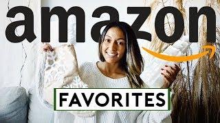 AMAZON HOLIDAY MUST HAVES + FAVORITES 2019   Nastazsa