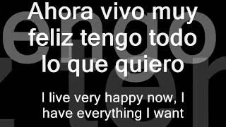 Ya no te Quiero, JP CADENAS (English lyrics)