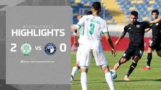 CAF CC | Raja CA 2 – 0 Pyramids FC