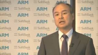 Press Conference: ARM to be acquired by SoftBank