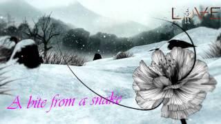 Angels and Airwaves - Moon As My Witness ( Instrumental ) esp/eng Lyrics Original song HD