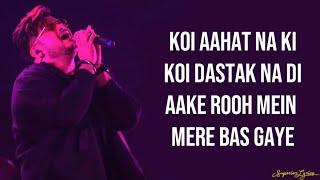 Humko Tum Mil Gaye [Lyrics] - Naresh Sharma ft.Vishal Mishra | Hina Khan, Dheeraj Dhoopar