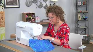 2bb1902e7565 Make a circular jewelry pouch on It s Sew Easy with Kay Whitt (1606-1