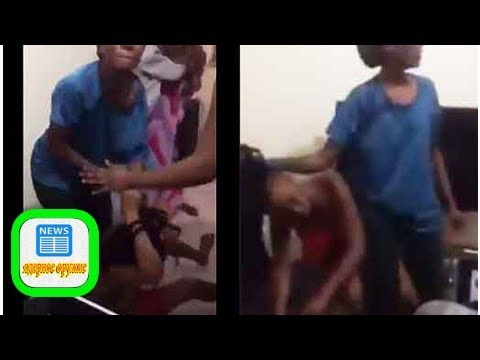 Women slammed as disgrace after brutalizing girl over 'panaito'