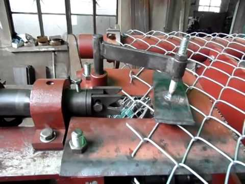 Automatic Chain Link Fencing Machine At Best Price In India