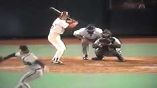 Mickey Morandini Circles The Bases Vs Atlanta Braves