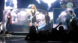 Taylor Swift - Should Have Said No (LIVE)