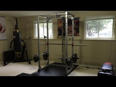 Body-Solid PowerLine PPR200X Power Rack Review
