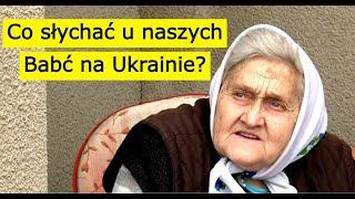 Co słychać u naszych Babć na Ukrainie – Aleksandrówka i Rzeszczeńce