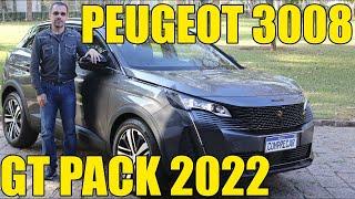 Novo Peugeot 3008 GT Pack 2022