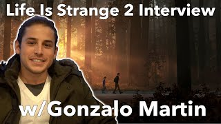 Gonzalo Martin (Sean Diaz) Talks All Things Life Is Strange 2
