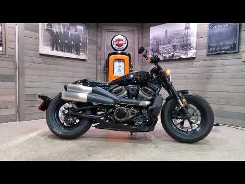 2021 Harley-Davidson Sportster® S in Kokomo, Indiana - Video 1