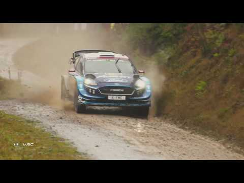 WRC - Wales Rally 2019 / M-Sport Ford WRT: SUNDAY Highlights